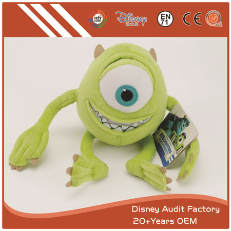 Stuffed Disney Big Eye Monster