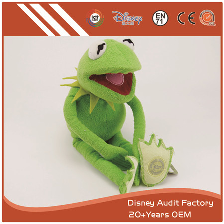 Stuffed Frog Toy, Frog Soft Toy