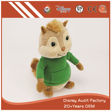 Theodore Plush Doll