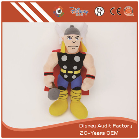 Thor Plush Toy, Thor Soft Toy