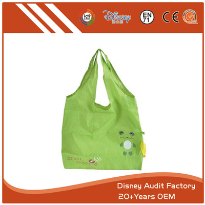 Folding Disney Vest Bag Pantone Color Latest Fashion Design