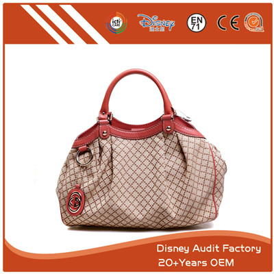 Custom Female Fashion Bag PU Color Custom 25CM X 25CM