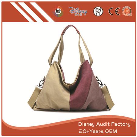 Ladies Handbags with Stylish Design, Different Sizes