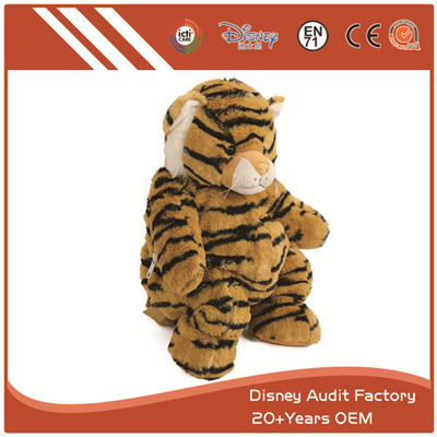 Toddler Tiger Backpack Fashion Embroidery Designs