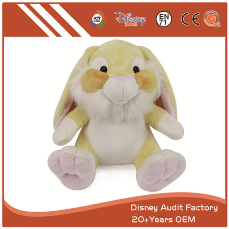 Bunny Stuffed Animal, 100% PP Cotton
