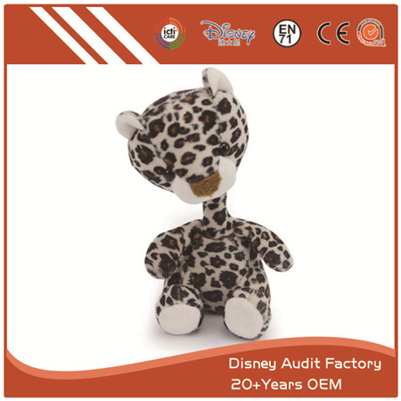 Cheetah Cuddly Toy