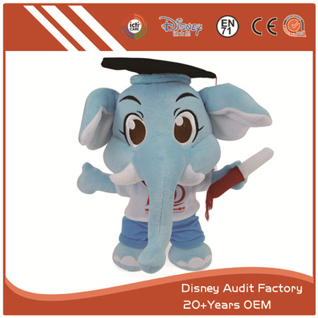 Elephant Stuffed Animal, Elephant Plush Toy