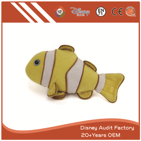Fish Stuffed Animal