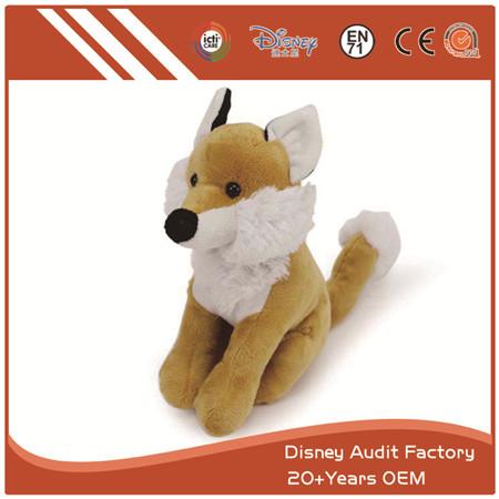 Huge Stuffed Fox