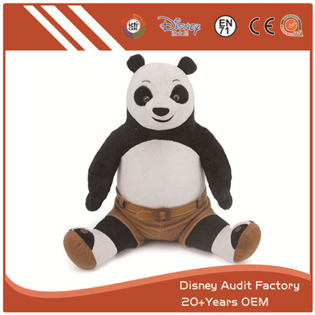 Kung Fu Panda Soft Toy