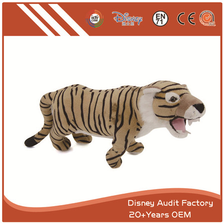 Tiger Plush Animal