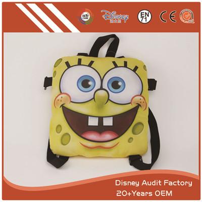 Disney Children's Backpack Art Embroidery Designs Custom