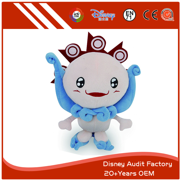 The Baby Plush Toys, 100% PP Cotton, Soft Material, OEM