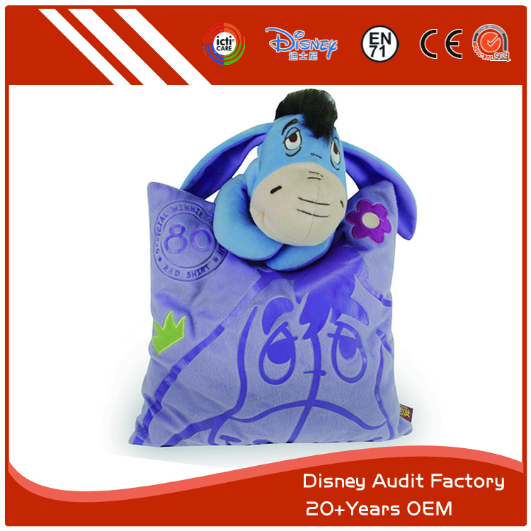 Disney Donkey Throw Pillows