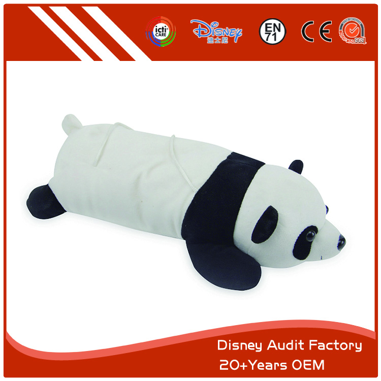 Panda Plush Throw Pillows