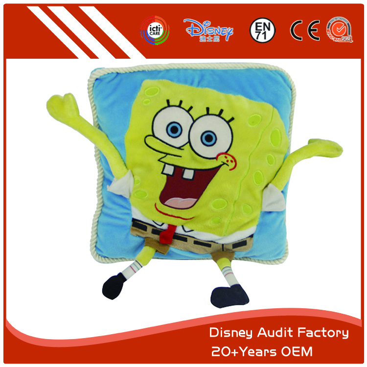 SpongeBob Folding Pillow Wholesale