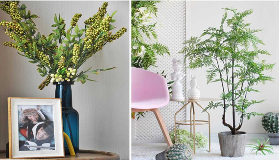 artificial plant for home decoration