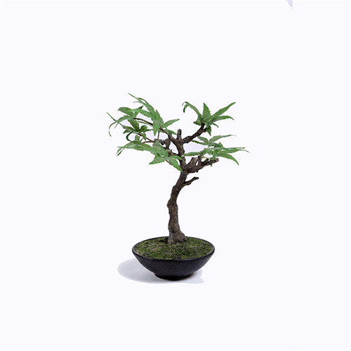 Artificial Japanese Maple Tree, 25CM