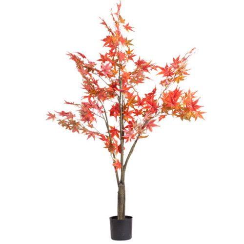 Artificial Bonsai Maple Tree