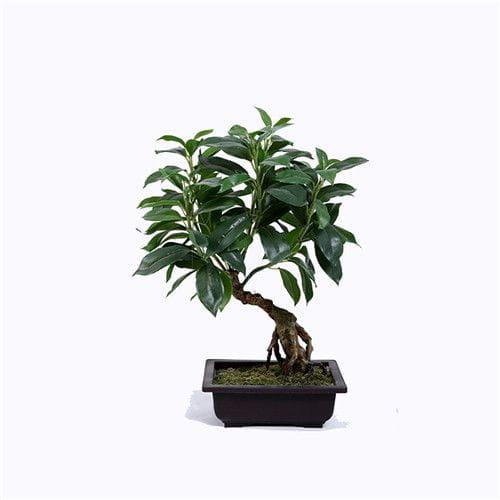 Artificial Fortune Tree Bonsai