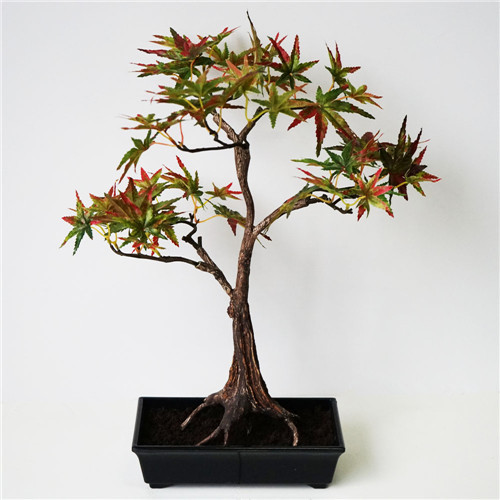 Artificial Potted Maple Tree