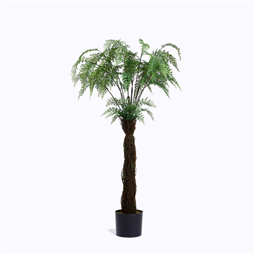 Artificial Fern Palm Tree
