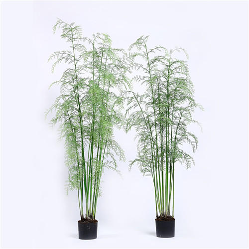 Artificial Ferns for Outdoors, 210CM, Plastic Material