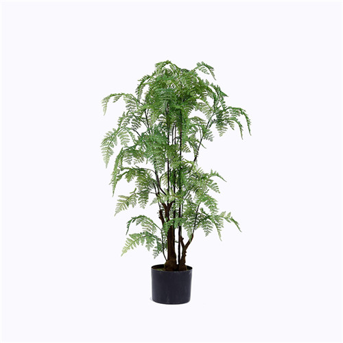 Artificial Silk Ferns for Home & Office Decoration, 90CM, Silk