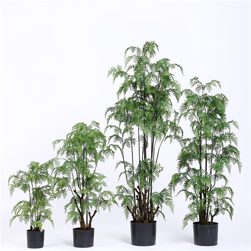 Fake Fern Trees