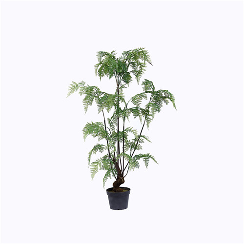 Faux Ferns Plant With A Pot, 120CM