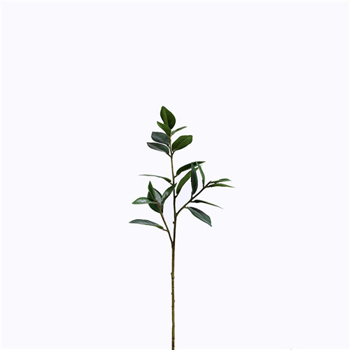 Artificial Laurel Branch, Plastic Plant, 60CM