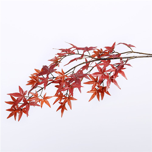 Silk Maple Leaves