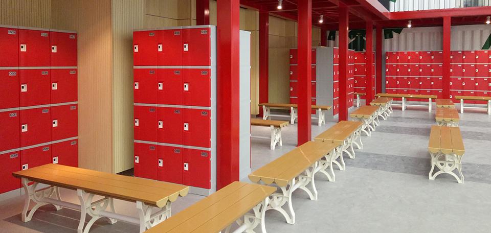 T-382S RFID locker?used as outdoor storage lockers