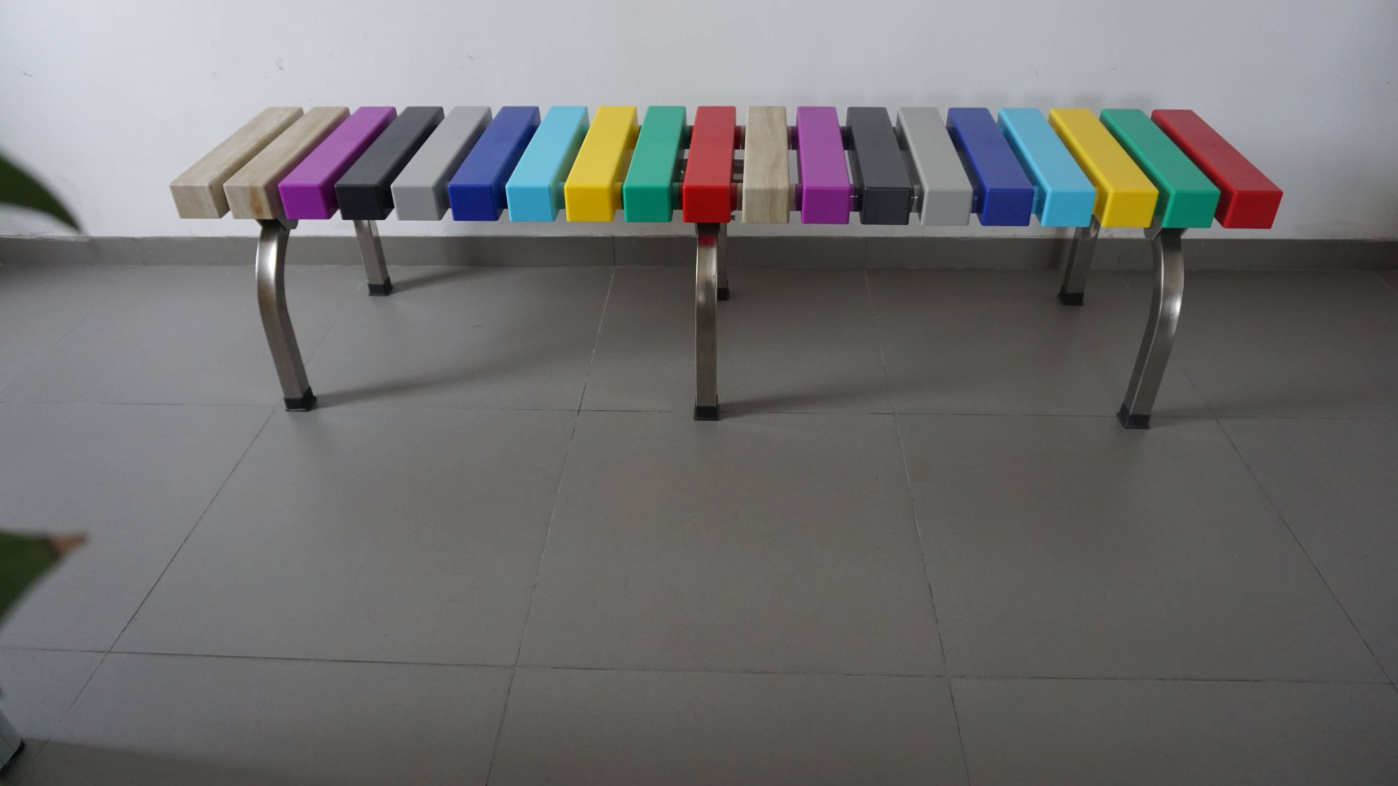 Toppla ABS Plastic?Bench?— The Best Choice of Indoor Area