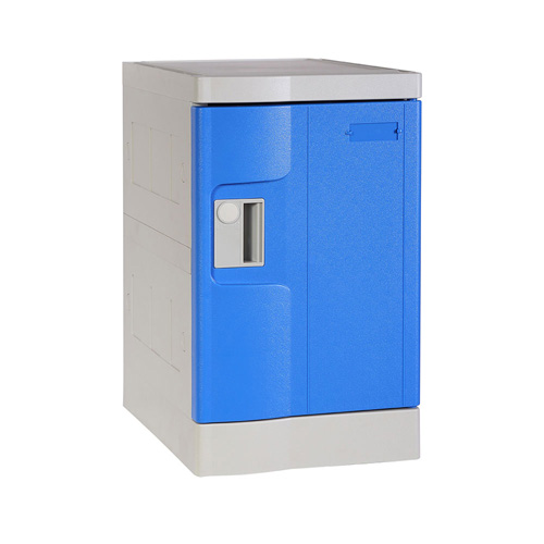 ABS Plastic Locker T-280S: Gym Lockers, Flexible Configurations
