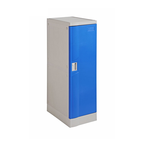 ABS Plastic Locker T-320L-50: Double Tiers, Flexible Combination