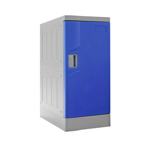 ABS Plastic Locker T-320M-50: Triple Tiers Swimming Pool Lockers