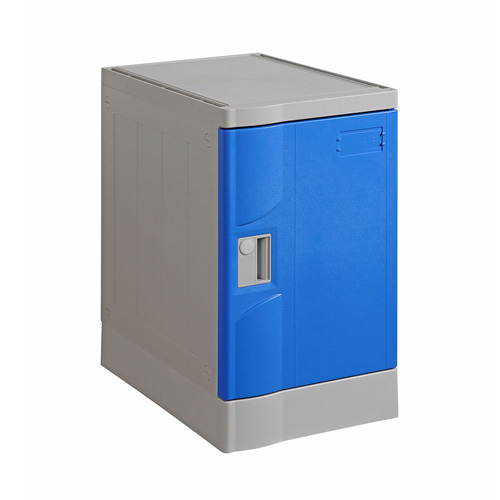 ABS Plastic Locker T-320S-50: Four Tiers Plastic School Lockers