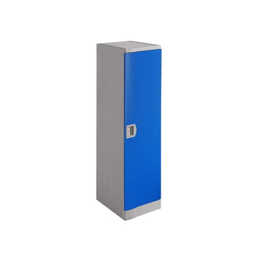 ABS Plastic Locker T-382XL: Single Tier, Flexible Combination