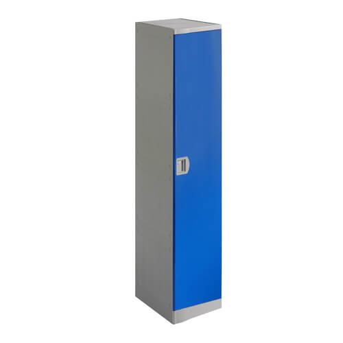 ABS Plastic Locker T-382XXL: Single Tier, Flexible Configurations