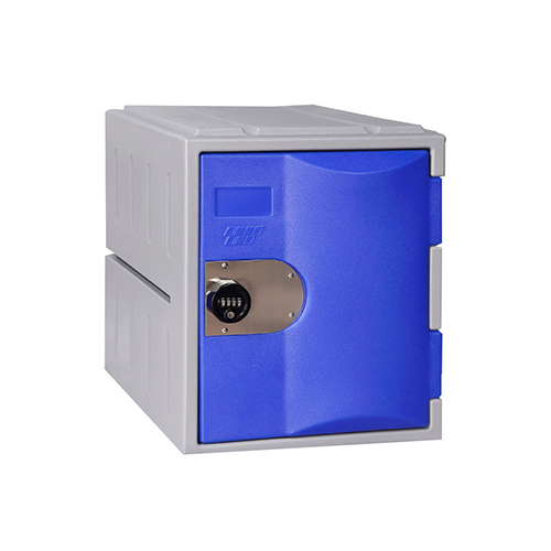 Heavy Duty Plastic Locker T-H385S: HD, HDPE, Durable