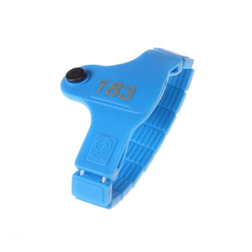 Locker Key Wristband T-21