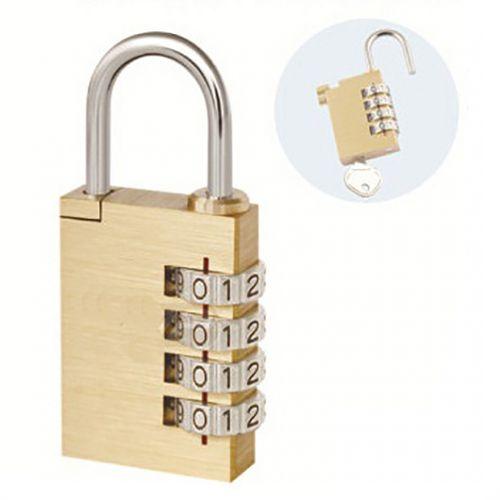 4-Digit Combination Padlock for Locker T-8