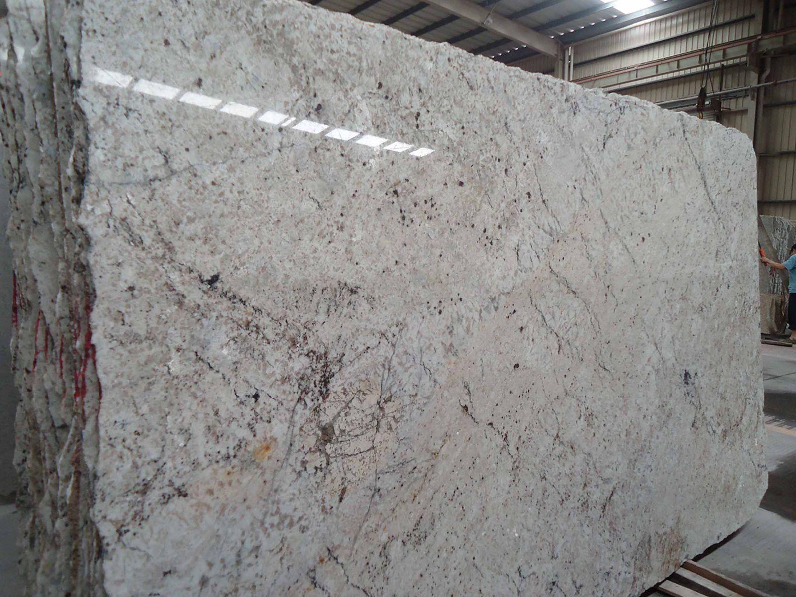 Brazil Rosa Granite Stone Wall Tiles Supplier White