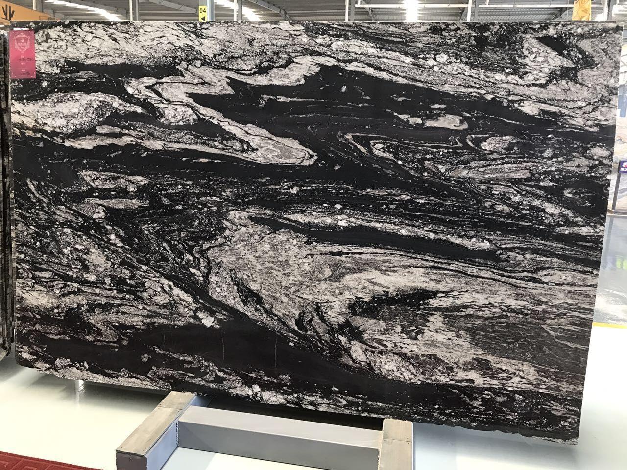 Luxury Black Granite Worktops