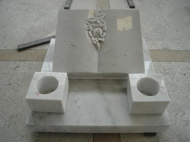 White Granite Headstone Supplier White Granite Tombstone