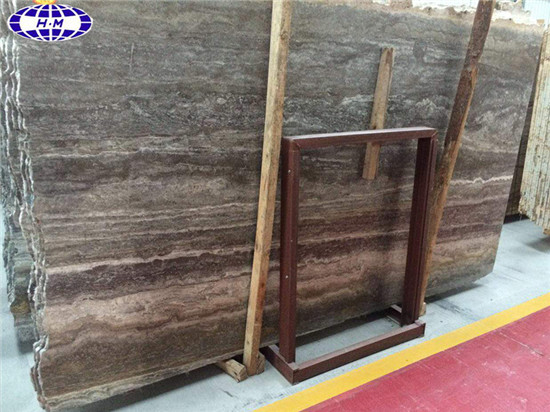 Iran Silver Grey Travertine Tiles Supplier Travertine Stone Slabs