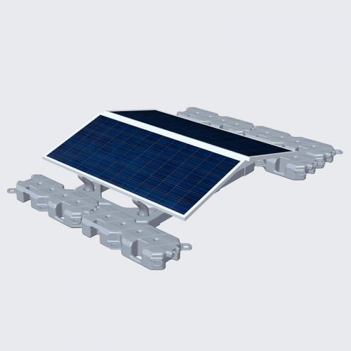 Floating Solar Power Farm System Floating Solar Panel