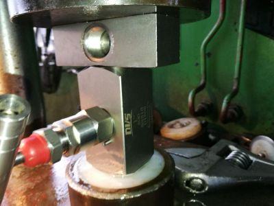 针形阀:一种可精确调节的阀