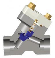 Y锻造钢止回阀,ASTM A105N,800级,1英寸,API 602